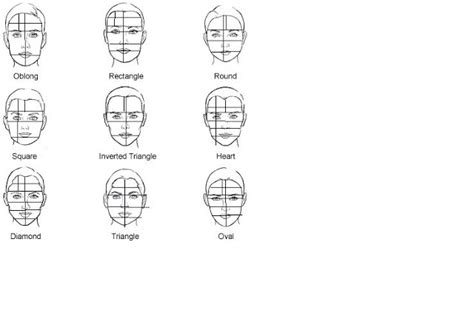 determine your face shape online men determining face shape online newhairstylesformen2014 com