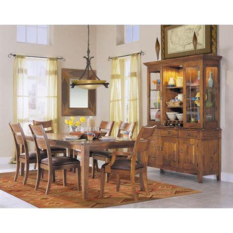 Klaussner Dining Room Furniture 340 096 Klaussner Furniture Craftsmen Dining Room Table