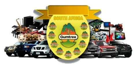 gumtree south africa jobs cars property login