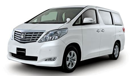 Toyota Alpart Bali Tour And Car With Driver Toyota Alphard