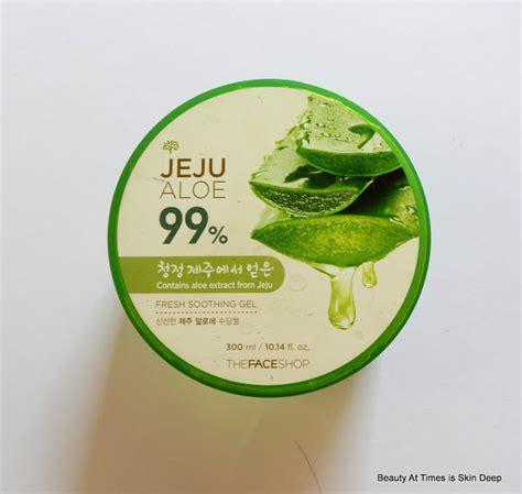 The Shop Jeju Aloe 99 Fresh Soothing Gel 300ml the shop jeju aloe fresh soothing gel