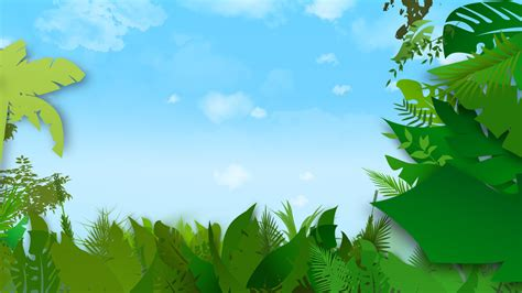 jungle themes for powerpoint powerpoint templates jungle theme image collections