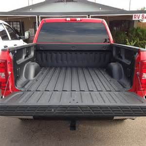 Rhino Linings And Truck Accessories In Abilene Truck Bed Sprayed With 1 Spray In Liner Rhino Linings