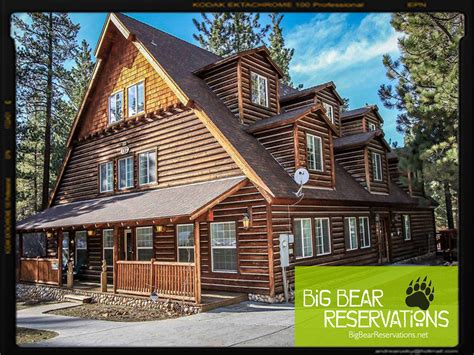 Snow Summit Cabins by Snow Summit Cabin Rentals In Big Lake California