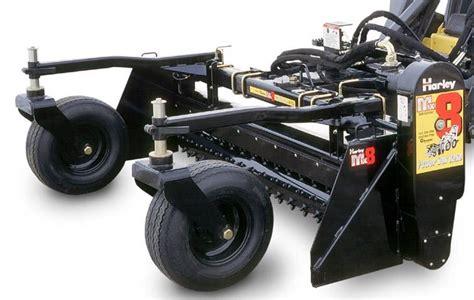 Landscape Rake Or Harley Rake Iowa Farm Equipment Harley Tractor Skid Steer Power Rakes