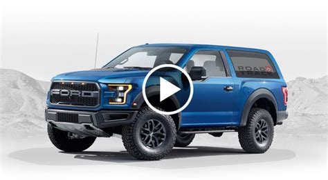 Official Ford Bronco by It Is Official The Ford Bronco Is Coming Out In 2020