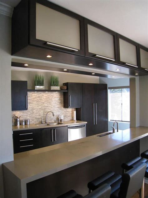modern contemporary kitchen design 21 small kitchen design ideas photo gallery