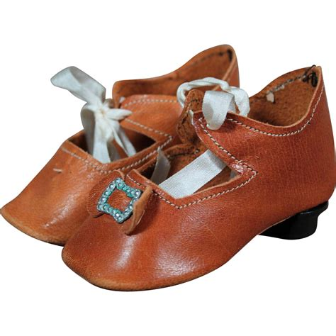 german shoes antique german heeled leather shoes