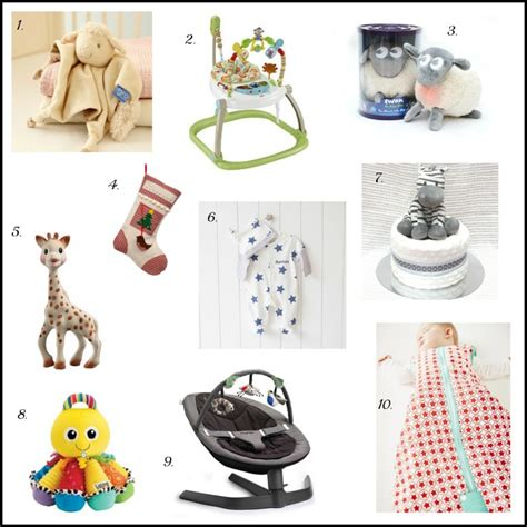 christmas gift guide new baby present ideas family fever