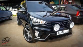 Hyundai Modified Modified Hyundai Creta In India With Images And Details Of
