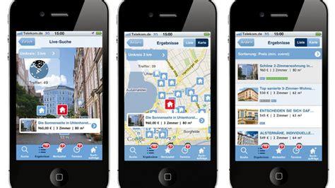 mobile wohnungssuche immobilien smartphone apps f 252 r die wohnungssuche boomen