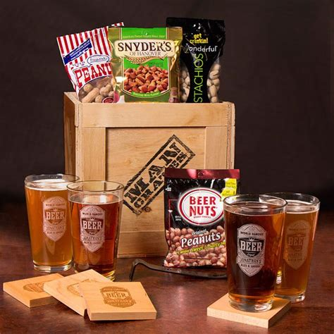 personalized barware gifts 1000 images about man crates on pinterest crates beer