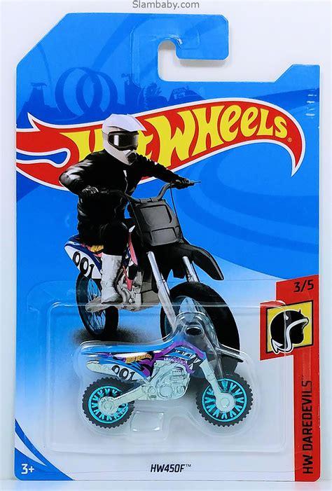 hot wheels hwf blue  hw daredevils
