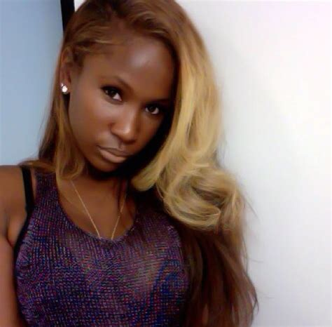 light brown hairstyles on black women 189 best black girls blonde hair images on pinterest