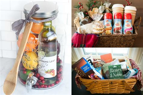 unique cooking gifts 20 unique diy gift baskets that are super easy to make