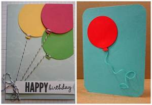 card ideas easy to make birthday cards gangcraft net