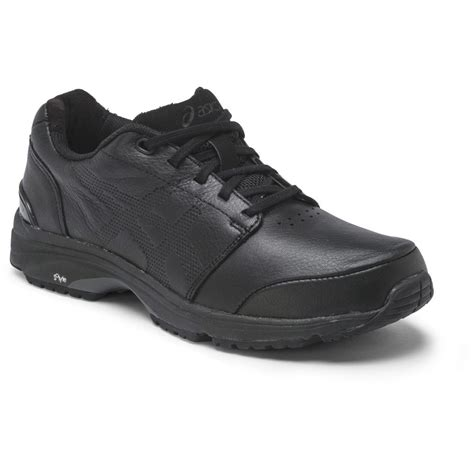 asics gel odyssey leather d womens walking shoes