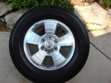 Toyota Tacoma Rims For Sale Tacoma Trd Wheels And Tires For Sale Ih8mud Forum
