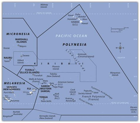 map of polynesia 13 1 the pacific islands world regional geography