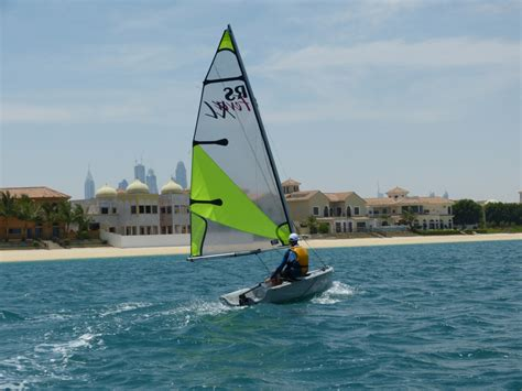 sailboat dubai dinghy lessons rental palm jumeirah duba 239 seayou uae