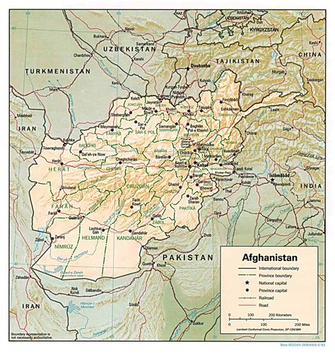 map of af afghanistan maps perry casta 241 eda map collection ut