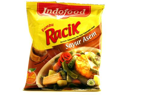 Khususlharilini New 6 In 1 Tempat Bumbu 1 Set Isi 6 Botol Bumbu 1 indofood bumbu racik sayur asem 20 gram instant seasoning for sour vegetable soup