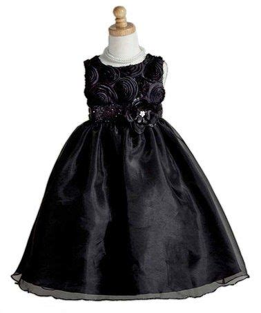 Dress Black Lace Violin Flower Murah 1000 images about attire for violin recital on pageant gowns organza flowers