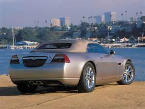 Chrysler 2000 Convertible Daily Concept Cars The 2000 Chrysler 300 Hemi C