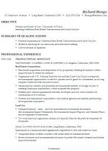 Real Estate Attorney Resume by Resume Faculty Teaching Real Estate Transactional