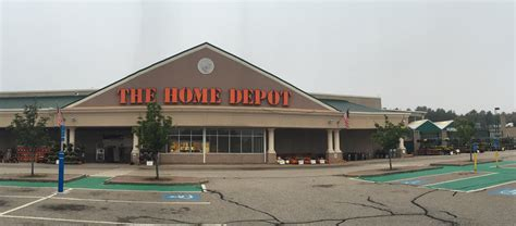 the home depot rochester nh business information