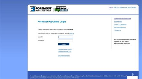 ForemostPayOnline Login Guide   Today's Assistant