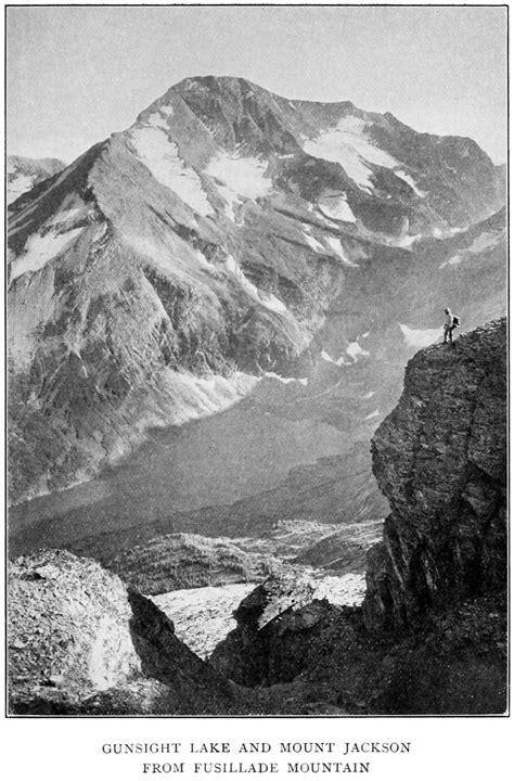 Through Glacier Park, Mary Roberts Rinehart