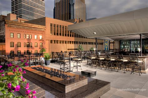 top bars in minneapolis rooftop roundup 8 best places to dine above the city minnesota