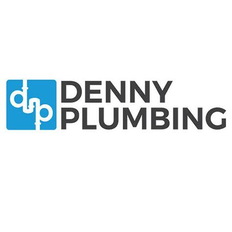 Denny Plumbing penguin suits portfolio branding design digital web print