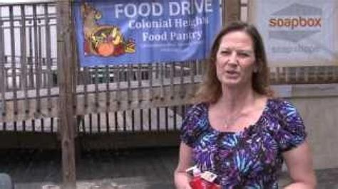 Colonial Heights Food Pantry by Pin By Soapbox Soaps On Soapbox In The News