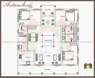 kerala home design with nadumuttam nadumuttam 1500 square house studio design