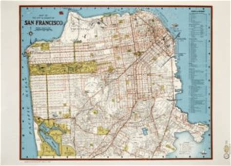 san francisco map paper 301 moved permanently