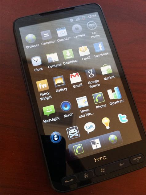 htc hd2 themes android how to run android on htc hd2 from nand memory video