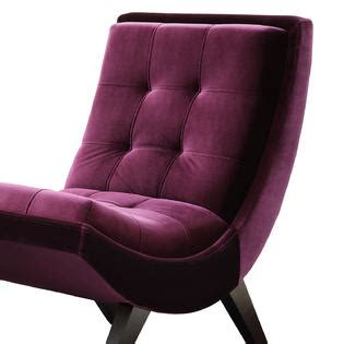 purple velvet chair and ottoman oxford creek contemporary purple velvet chair ottoman