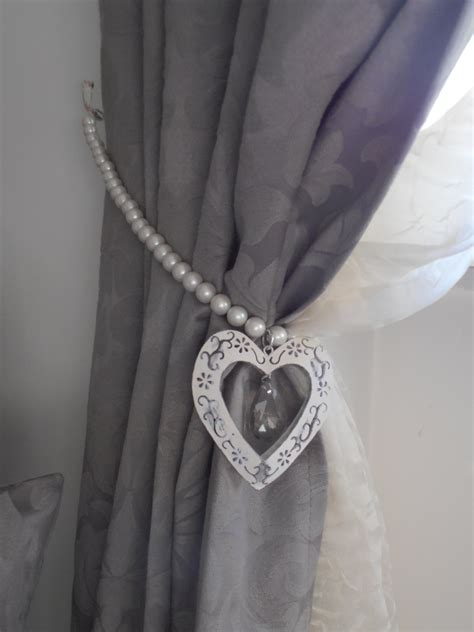 decorative curtain tie backs decorative curtain tieback faux pearls by milanchicchandeliers