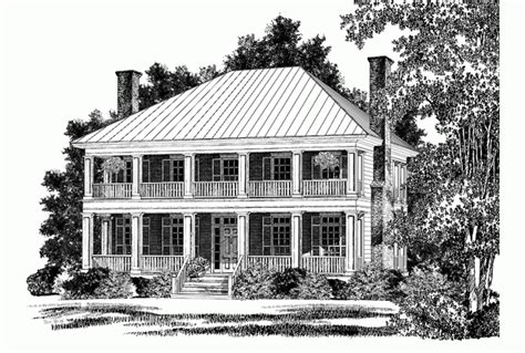 plantation house plans southern plantation home plans