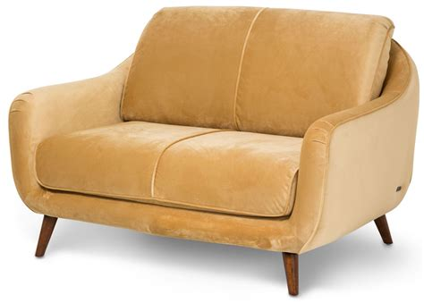 studio loveseat studio brussels gold upholstered loveseat st brusl25 sun