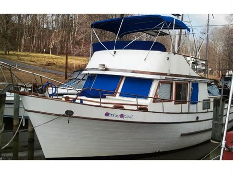 boat trader trawlers marine trader 40 trawler in florida power boats used
