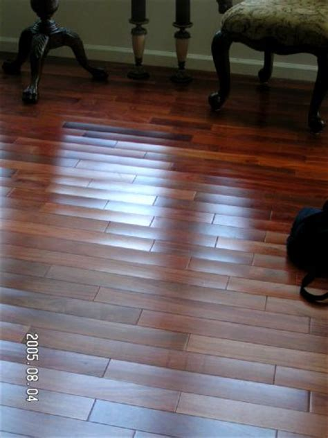 hardwood floor cupping statewide inspection flooring