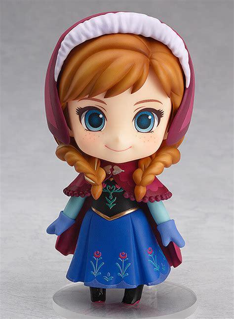 Nendroid Elsa And Frozen 475 550 Smile Company Kws frozen nendoroid 550 by smile company