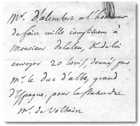 Sens De Une Lettre De Cachet autographes et documents