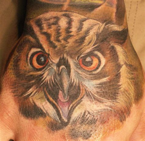 owl face tattoo 45 wonderful owl tattoos