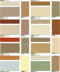 stucco paint colors stucco colors chart imasco color chart 3 m md