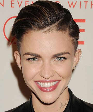 Ruby Hairstyle by Ruby S Badass Undercut In 2014 You Ll Barely