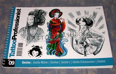 ueo tattoo geisha tattooflashbooks com 3ntini tattoo professionist 09